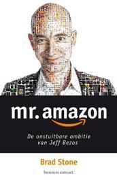 Mr. Amazon de onstuitbare ambitie van Jeff Bezos, Stone, Brad, Paperback