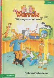 Klavertje twee- serie: De Warrels – Wij mogen nooit wat! – D. Zachariasse
