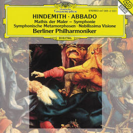 MATHIS DER MALER BP/ABBADO Audio CD, P. HINDEMITH, CD