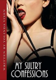 My sultry confessions Yolinda Vixen, Hardcover
