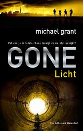 Licht Gone, Michael Grant, Hardcover