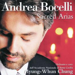 SACRED ARIAS AVE MARIA/SILENT NIGHT/PANIS ANGELICUS/DER ENGEL/SANCTA Audio CD, ANDREA BOCELLI, CD