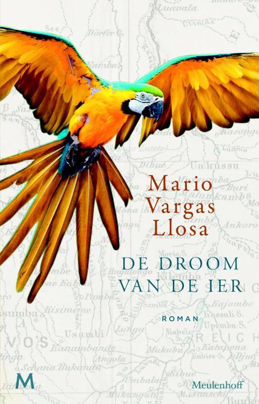 De droom van de Ier roman, Mario Vargas Llosa, Paperback