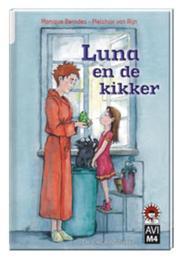 Hoera, ik kan lezen: Luna en de kikker – M. Berndes