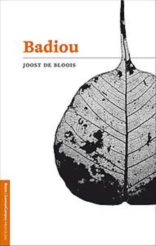 Badiou Profielen, Bloois, Joost de, Paperback