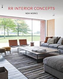 RR interior concepts new works, Pauwels, Wim, Hardcover