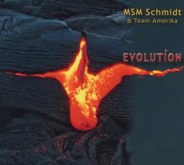 EVOLUTION & TEAM AMERIK//FT. CHUCK LOEB/JEFF LORBER/AO MSM SCHMIDT, CD