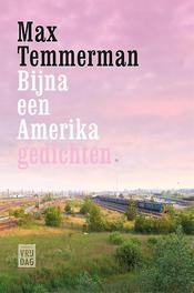 Bijna een Amerika gedichten, Max Temmerman, Paperback