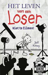 Niet te filmen! hoe Bram Botermans naar Hollywood ging, Kinney, Jeff, Hardcover