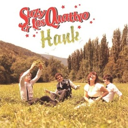 HANK -LP+CD- EAST COAST US POP MEETS GLORIOUS CALIFORNIAN POP SUZY & LOS QUATTRO, Vinyl LP