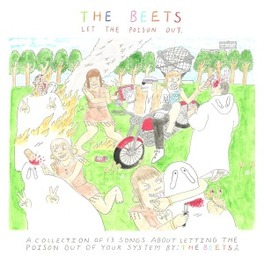 LET THE POISON OUT 3RD FULL-LENGTH BEETS, CD