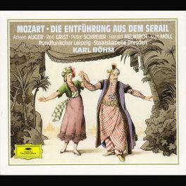 DIE ENTFUHRUNG AUS DEM SE (COMPLETE) W/BOHM/SCHREIER/STAATSKAPELLE DRESDEN/AUGER Audio CD, W.A. MOZART, CD