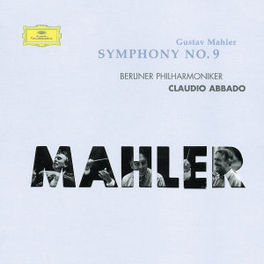 SYMPHONIE NR.9 BERLINER PHILHARMONIKER/CLAUDIO ABBADO Audio CD, G. MAHLER, CD