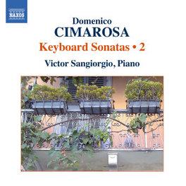 KEYBOARD SONATAS VOL.2 VICTOR SANGIORGIO D. CIMAROSA, CD