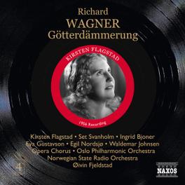 GOTTERDAMMERUNG NORWEGIAN STATE RADIO ORCHESTRA R. WAGNER, CD