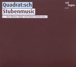 STUBENMUSIC QUADRAT:SCH, CD