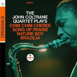 JOHN COLTRANE QUARTET.. .. PLAYS Audio CD, JOHN COLTRANE, CD