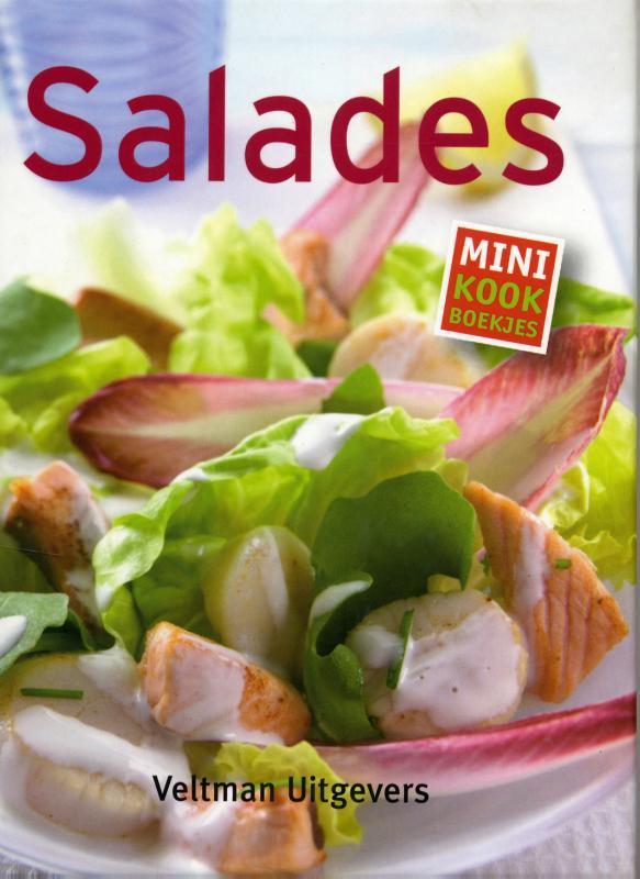 Salades Mini kookboekjes, Nauman & Gobel, Hardcover