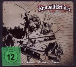 BLUT, SCHWEISS.. -CD+DVD- .. KLEINE RANEN/ DIGI KRAWALLBRUDER, CD
