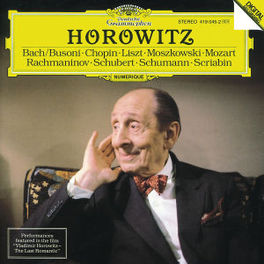 HOROWITZ THE LAST ROMANTI HOROWITZ, VLADIMIR Audio CD, VLADIMIR HOROWITZ, CD