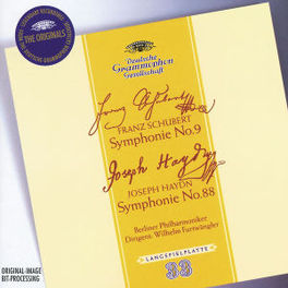 SYMPHONY NO.9 -BERLINER PHILHARMONIC/FURTWANGLER Audio CD, SCHUBERT/HAYDN, CD