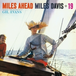 MILES AHEAD -HQ- +19 ORCHESTRA UNDER THE DIRECTION OF EVAND, GIL MILES DAVIS, LP