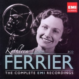 COMPLETE EMI RECORDINGS KATHLEEN FERRIER, CD