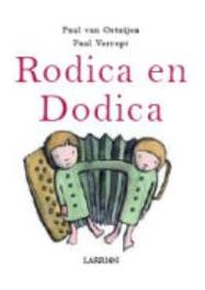 Rodica en Dodica. Paul Van Ostaijen, Paperback