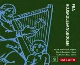 FRA HOJSKOLESANGBOGEN ASMUSSEN/DANHOLDT/STAERK, CD