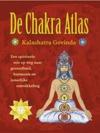 Chakra Atlas K. Govinda, Paperback