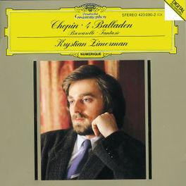4 BALLADES ZIMERMAN, K Audio CD, F. CHOPIN, CD