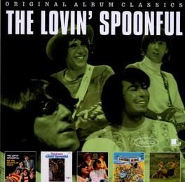 ORIGINAL ALBUM CLASSICS DO YOU BELIEVE../DAYDREAM/HUMS OF../EVERYTHING../REVELA LOVIN' SPOONFUL, CD