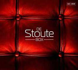 DE STOUTE BOX -CD+DVD- V/A, CD