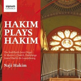 HAKIM PLAYS HAKIM NAJI HAKIM N. HAKIM, CD