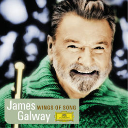 WINGS OF SONG JAMES GALWAY, CD