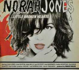 LITTLE BROKEN HEARTS NORAH JONES, CD