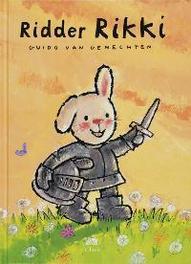 Ridder Rikki Van Genechten, Guido, Hardcover