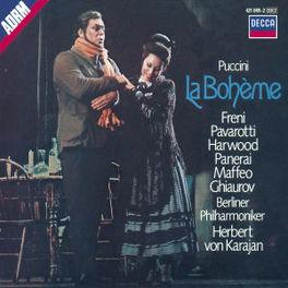 LA BOHEME PAVAROTTI/HARWOOD/BP/KARAJAN Audio CD, G. PUCCINI, CD