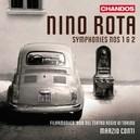 SYMPHONIES NO.1 & 2 FIL.900 TEATRO REGIO DI TORINO