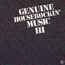 GENUINE HOUSEROCKIN'..3 .. MUSIC 3 V/A, CD