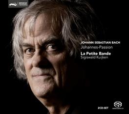 JOHANNES-PASSION -SACD- SIGISWALD KUIJKEN/LA PETITE BANDE J.S. BACH, Audio Visuele Media