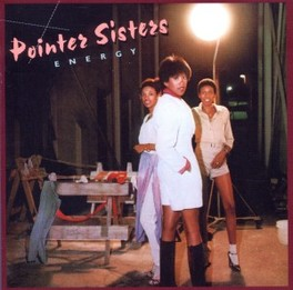 ENERGY POINTER SISTERS, CD