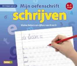 6-7 jaar: oefenschrift schrijven