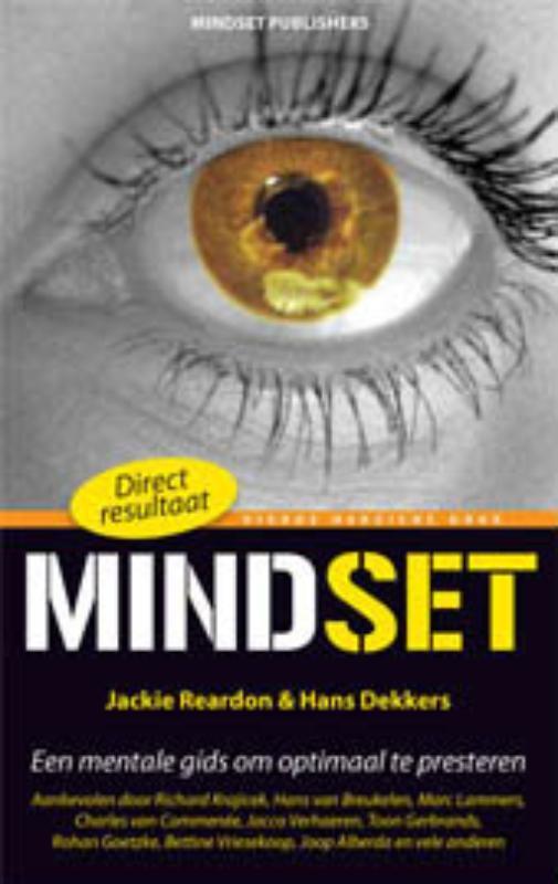 Mindset. een mentale gids om optimaal te presteren, Reardon, Jackie, Paperback