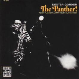 PANTHER ! Audio CD, DEXTER GORDON, CD