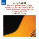 TRANSCRIPTIONS FOR GUITAR JUDICAEL PERROY