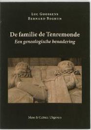 De familie de Tenremonde. L. Goossens, Hardcover