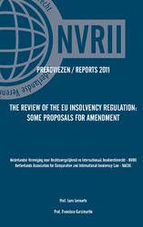 Preadviezen / Reports 2011