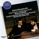 CELLO CONCERTO 1 & 2 W/H.SCHIFF, SOBR, M.SHOSTAKOVICH