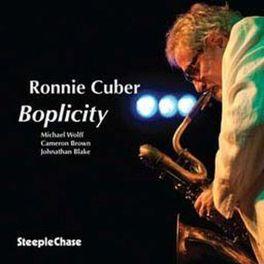BOPLICITY RONNIE CUBER, CD